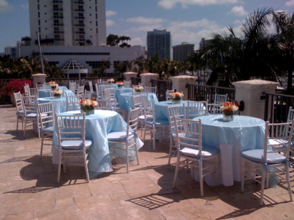 Baby Shower Locations In Miami